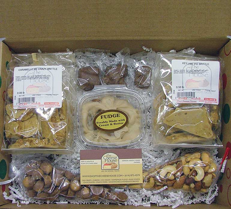 Specialty food gift box sets gourmet boxes
